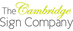 The Cambridge Sign Company